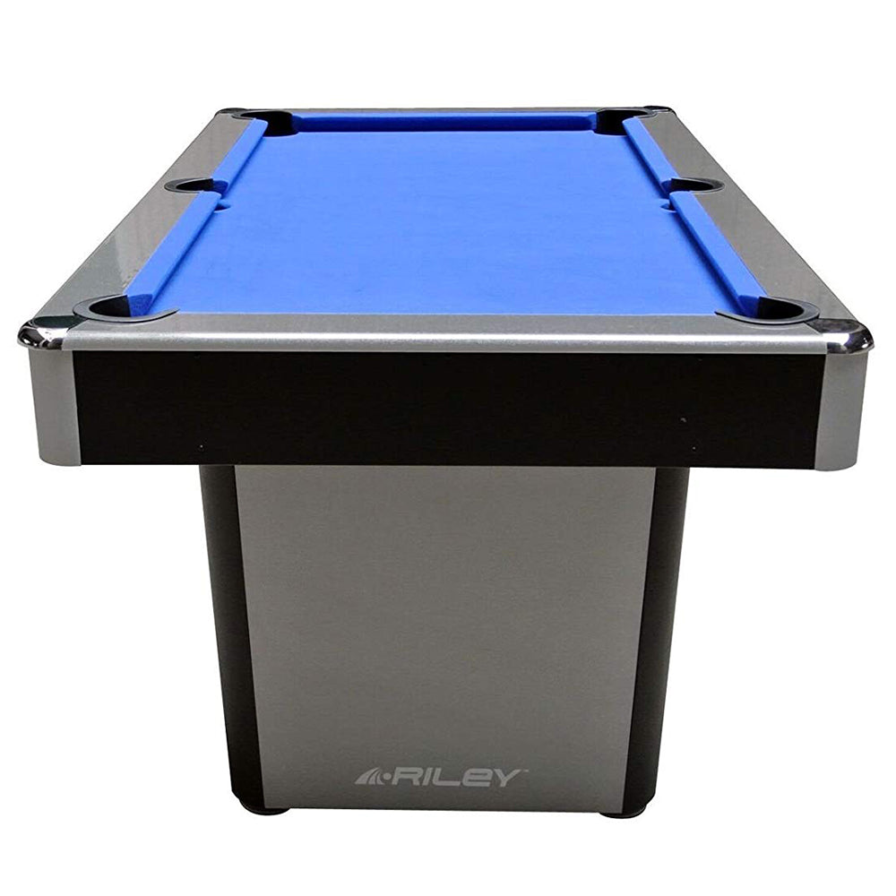 Riley 6ft American Pool Table | Blue Image McSport Ireland