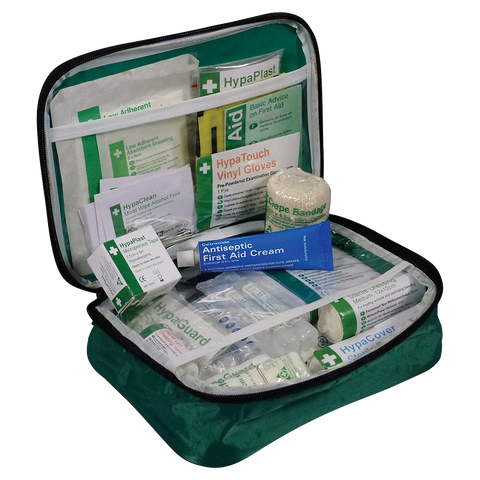 Compact Sports First Aid Kit Image McSport Ireland