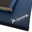 "Beemat Deluxe Chipfoam 6' x 4' x 1"" Mat 10 Pack"
