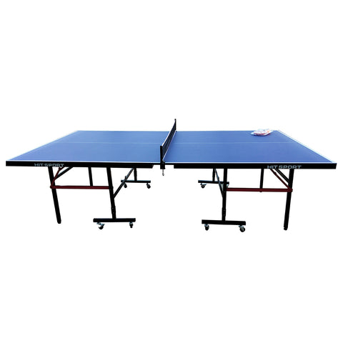 Hit Sport Folding Table Tennis Table | 9ft Image McSport Ireland