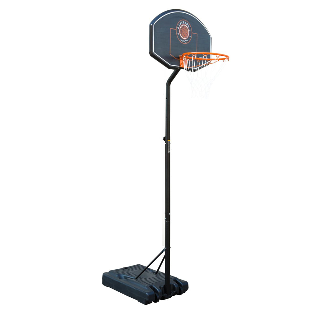 Hit Sport Junior Adjustable Basketball Unit | Goose Neck Image McSport Ireland