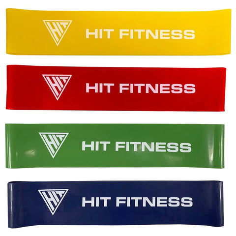 Hit Fitness Loop Band Pack