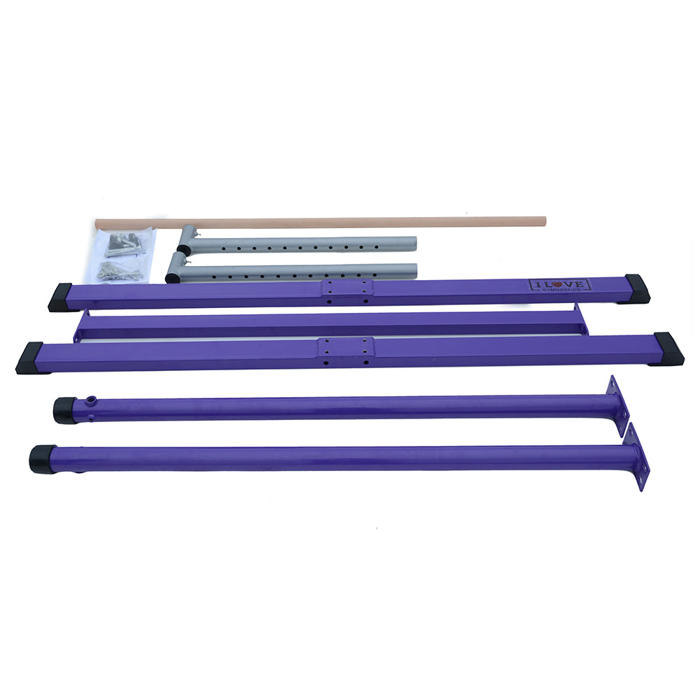Hit Sport Adjustable Gymnastics Bar Image McSport Ireland