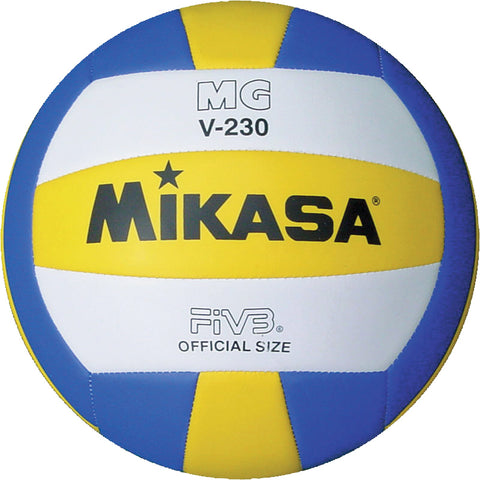 Mikasa V-230 Lightweight Volleyball Image McSport Ireland