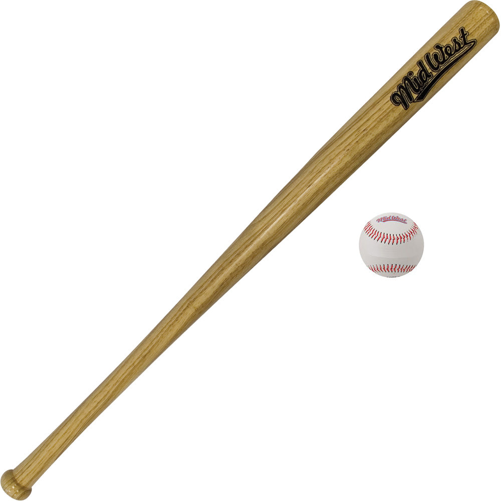 Midwest Slugger Senior Ball and Bat Set Image McSport Ireland