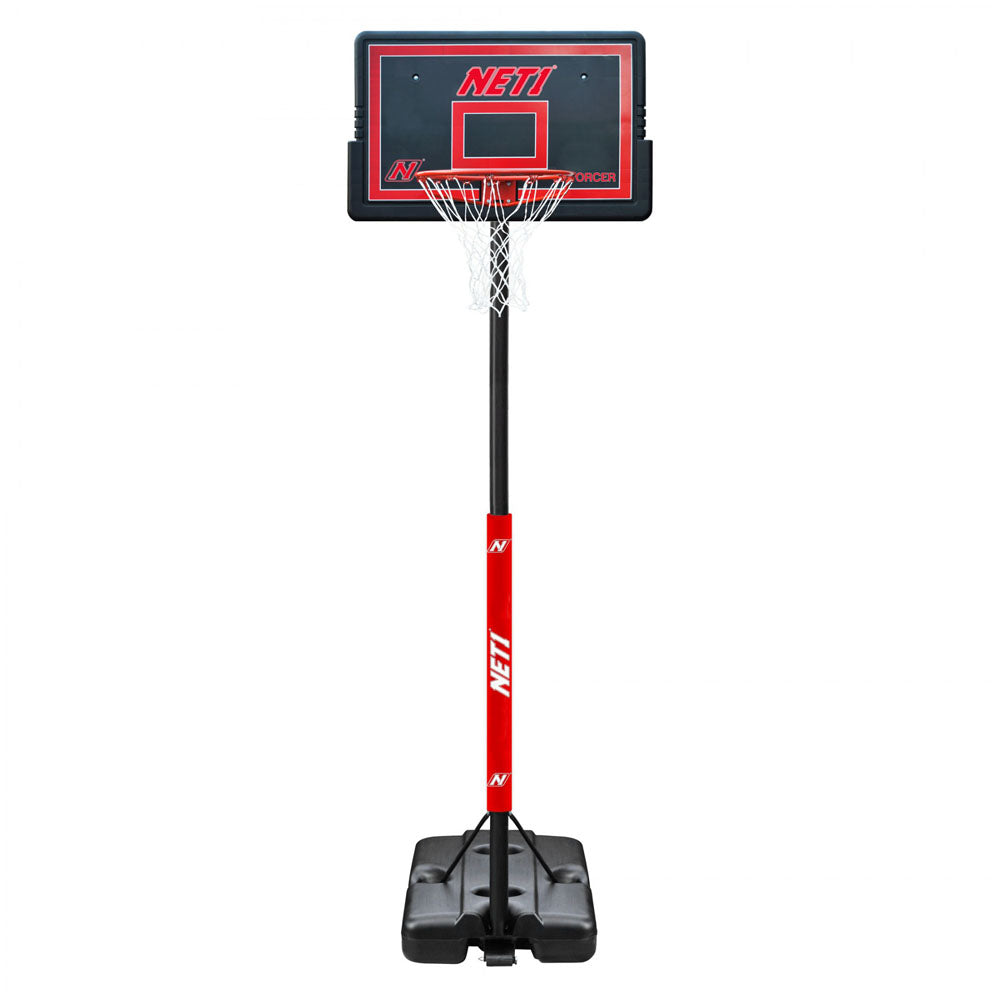 NET1 Enforcer Portable Basketball System Image McSport Ireland