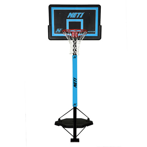 NET1 Competitor Portable Basketball System Image McSport Ireland