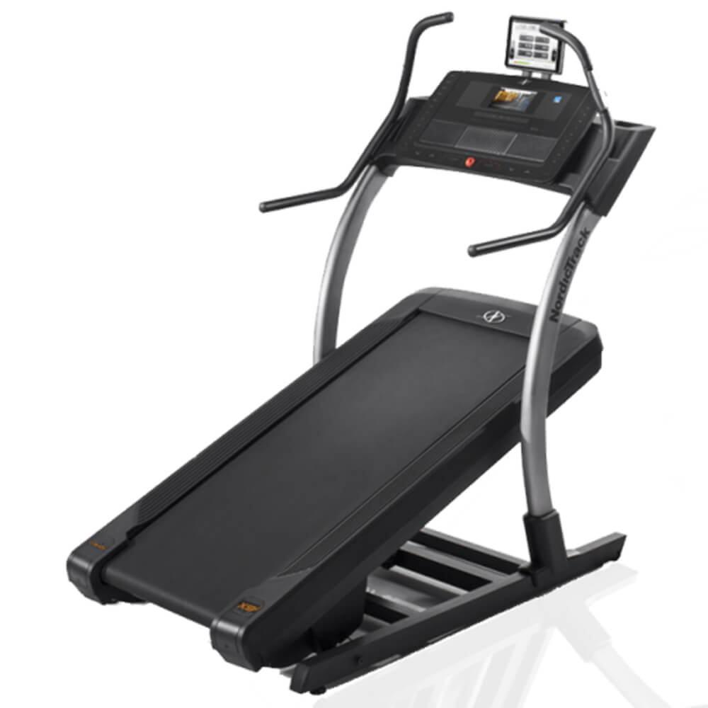 NordicTrack X9i Incline Trainer Image McSport Ireland