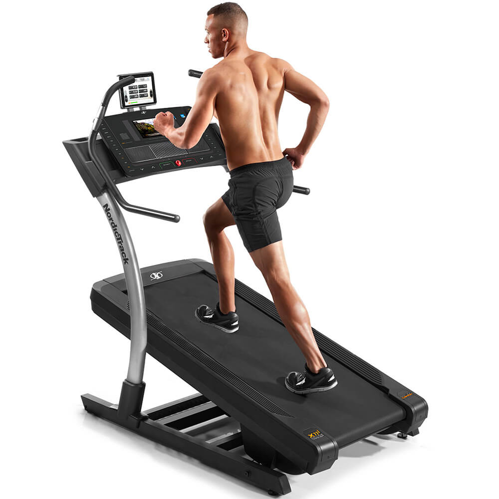 NordicTrack X11i Treadmill Incline Trainer Image McSport Ireland