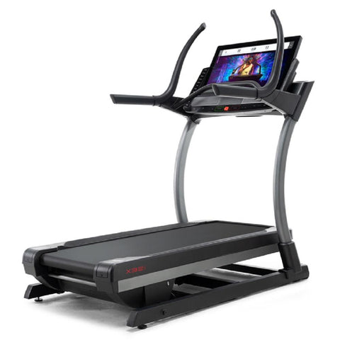 NordicTrack X32i Incline Treadmill Trainer Image McSport Ireland