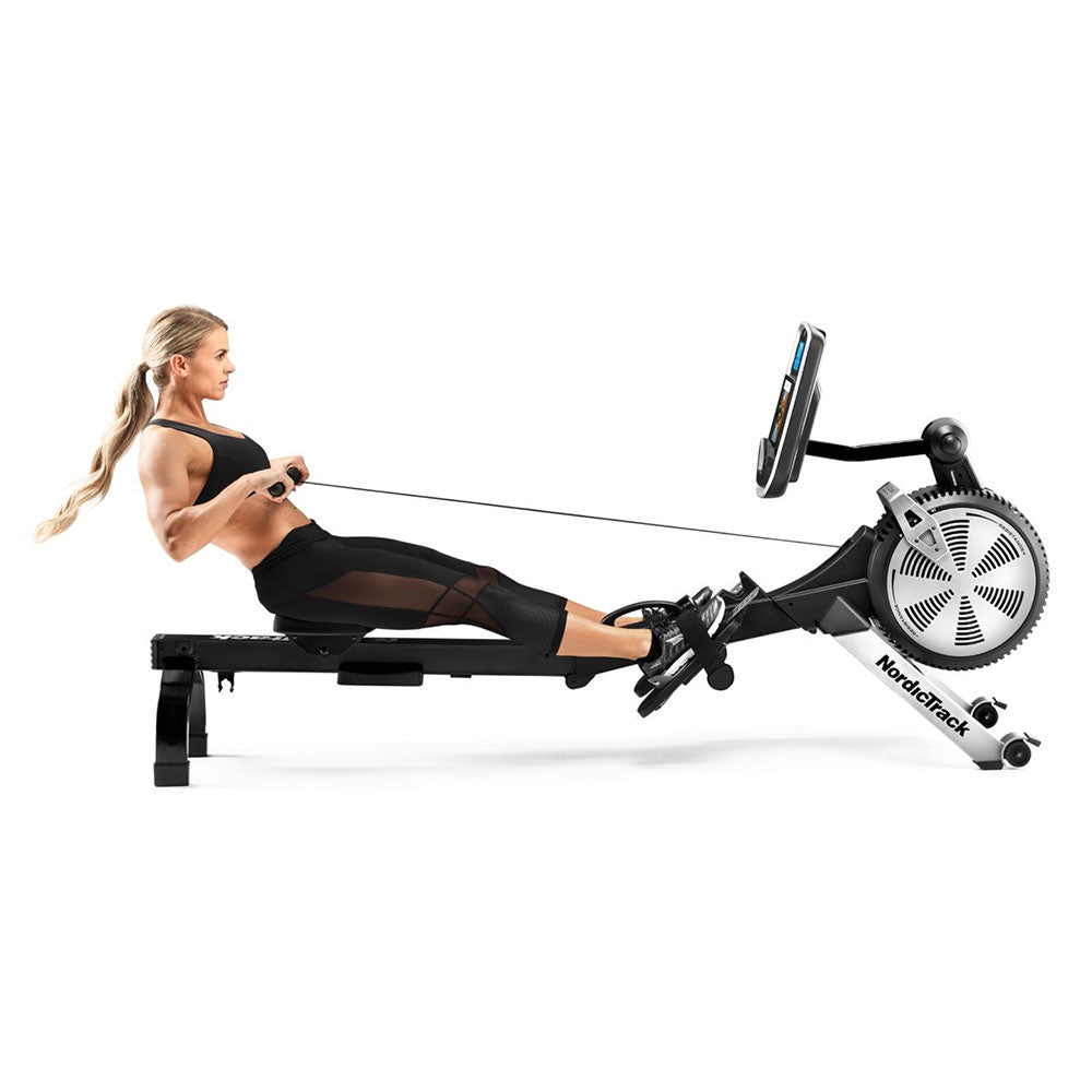 NordicTrack RW 850 Rower + Tablet included Image McSport Ireland