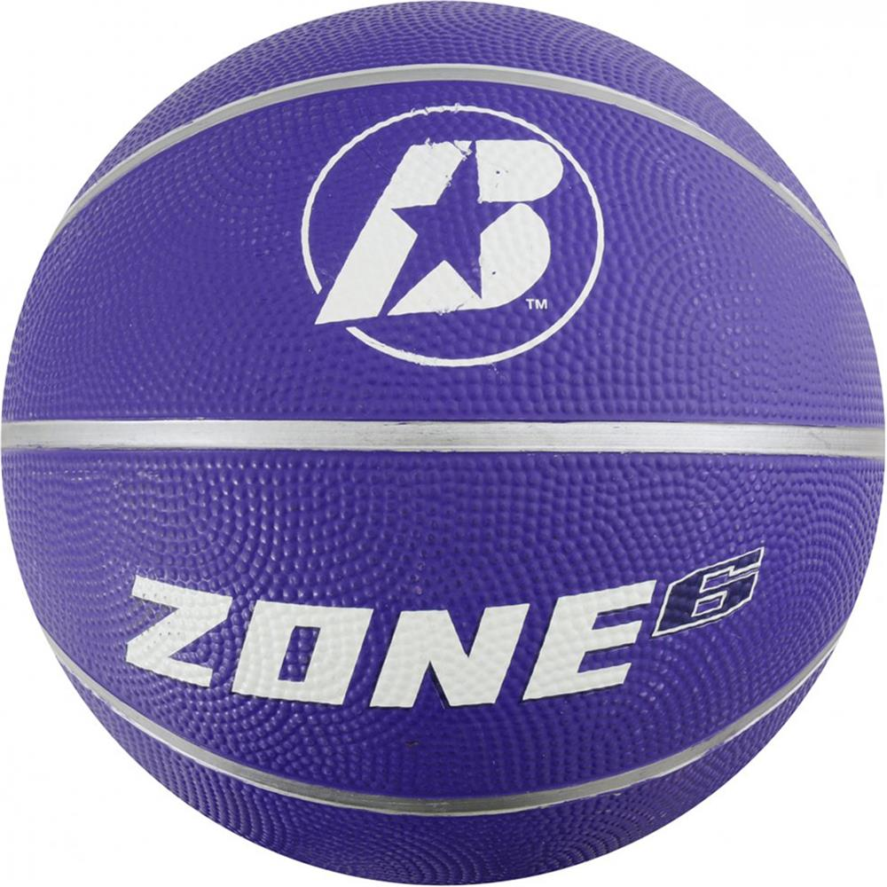 Baden Zone Rubber Coloured Basketballs (Blue) | Size 7 Image McSport Ireland