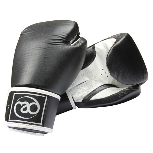 Fitness Mad Pro Leather Sparring Gloves Image McSport Ireland