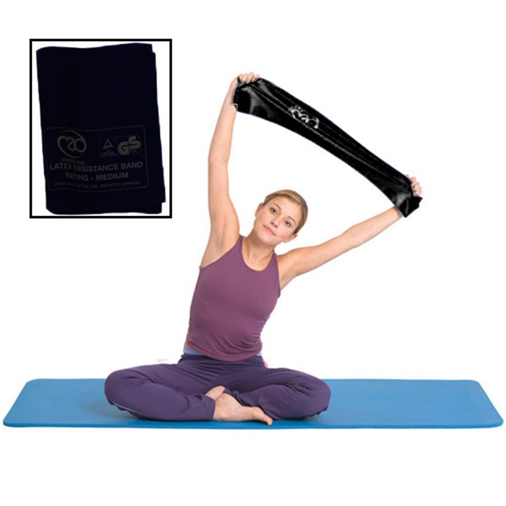 Fitness Mad Resistance Bands Band Only Image McSport Ireland