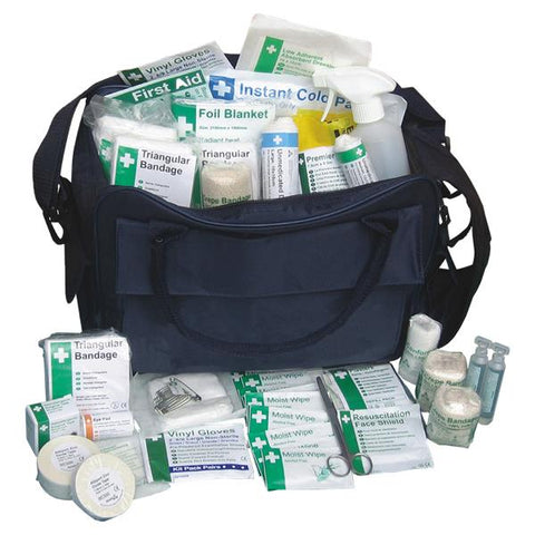 Allsport First Aid Kit and Carry Bag Included Image McSport Ireland