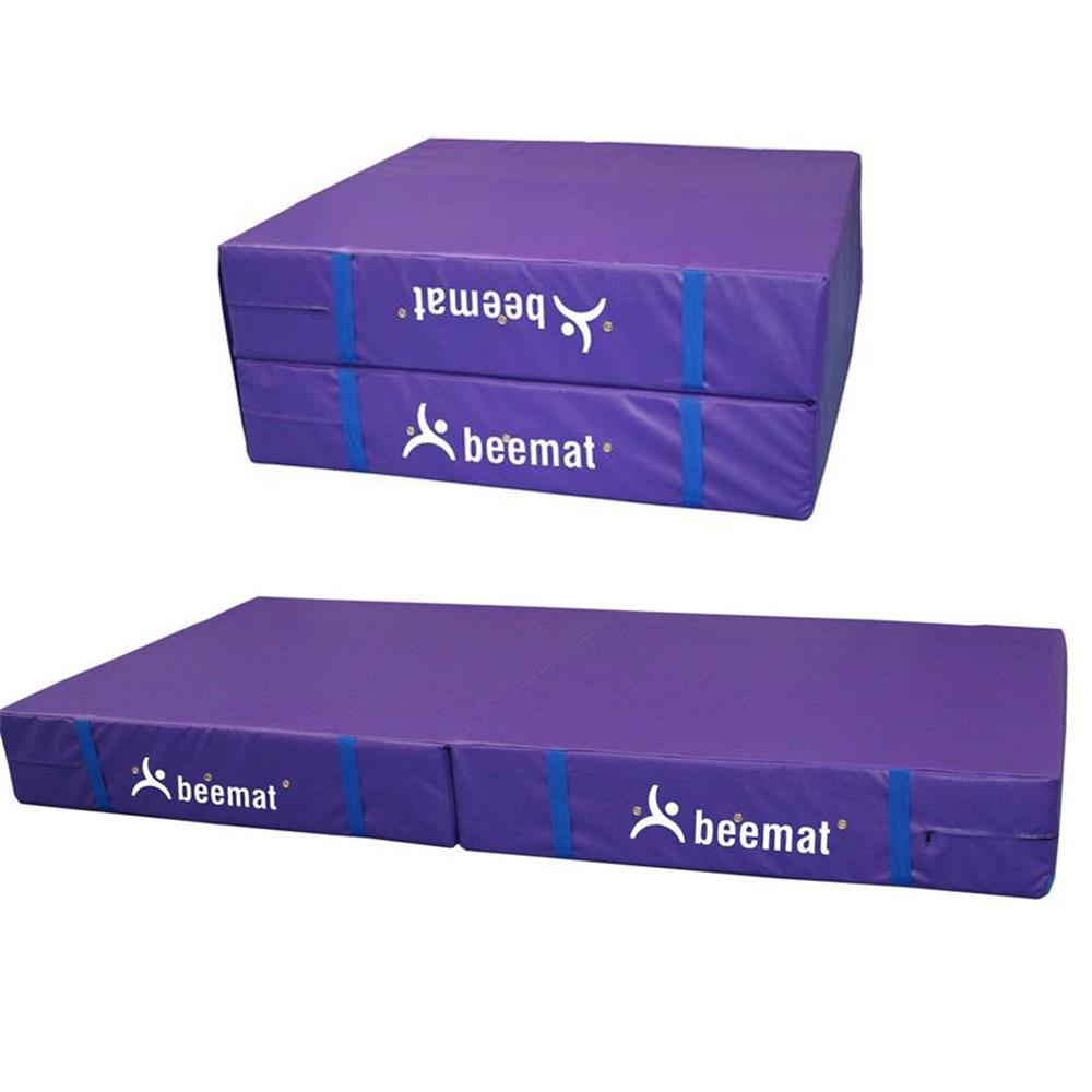 Beemat Folding Crash Mats Image McSport Ireland