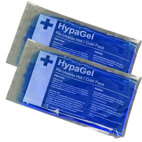 Safety First Aid HypaGel Reusable Hot/Cold Ice Therapy Pack Medium
