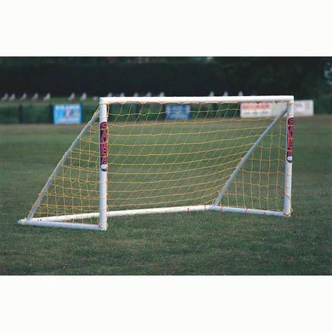Samba Home Goal Post Set | 8ft x 4ft Image McSport Ireland