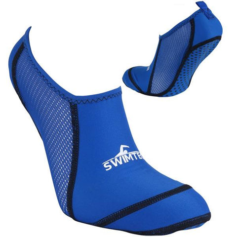 SwimTech Pool Sock | Blue Image McSport Ireland