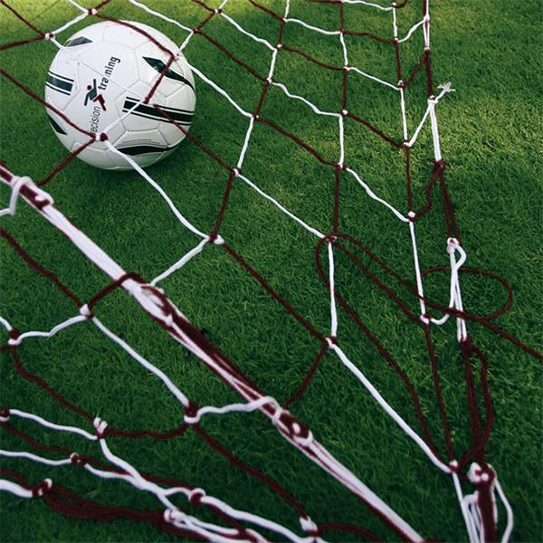 Precision Football Goalnets | 24ft x 8ft Image McSport Ireland