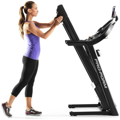 Pro-form Power 575i Treadmill Image McSport Ireland