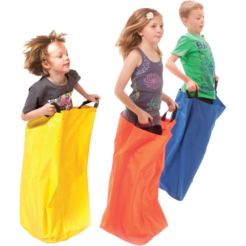 Playm8 (Set Of 6) Kangaroo Sack /Jump Sack (bag) Image McSport Ireland