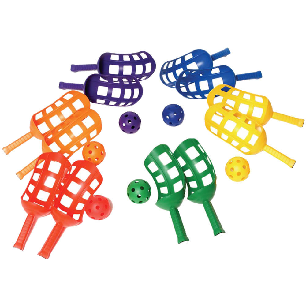 Playm8 (Set Of 6) Scoop Rackets