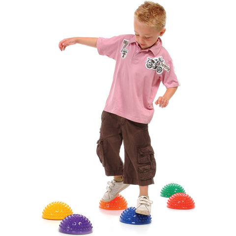 Playm8 (Set Of 6) Sensory Step Domes Image McSport Ireland