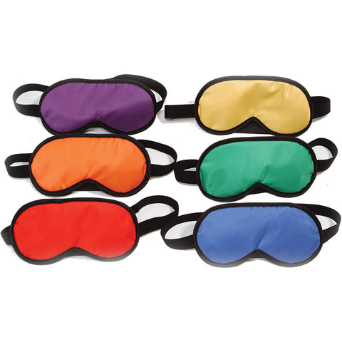Playm8 (Set Of 6) Blindfolds Image McSport Ireland