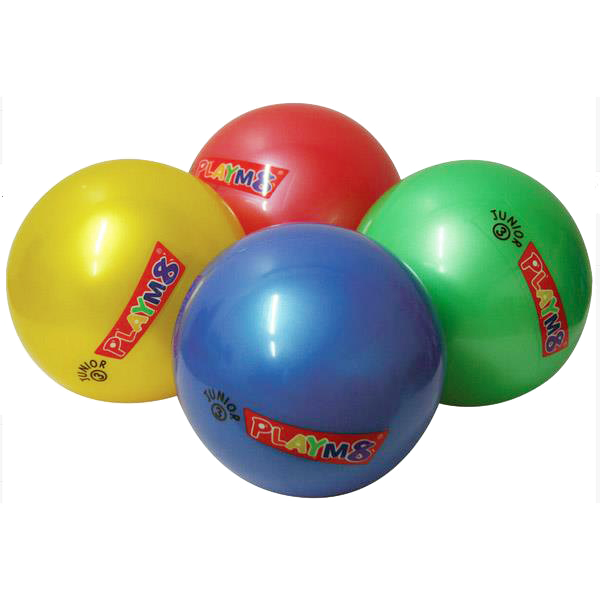 Playm8 Vinyl Official Playball (Pack of 4) Image McSport Ireland