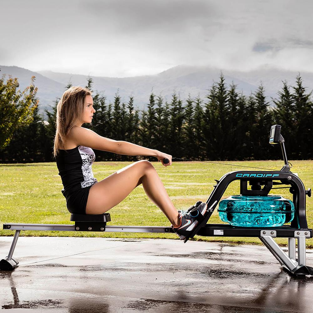 BH R370 Cardiff Rowing Machine Image McSport Ireland