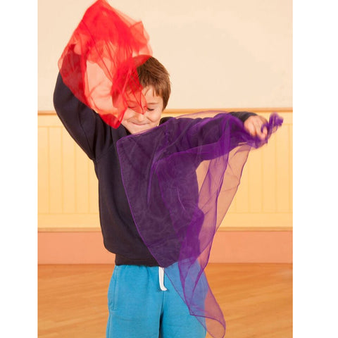 Tuftex Large Dance Scarves Image McSport Ireland