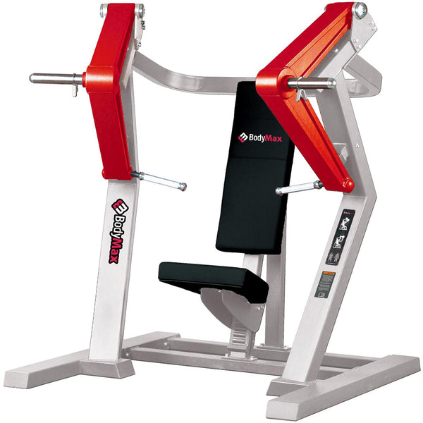 Bodymax Platinum Commercial ISO Lever Chest Press Image McSport Ireland