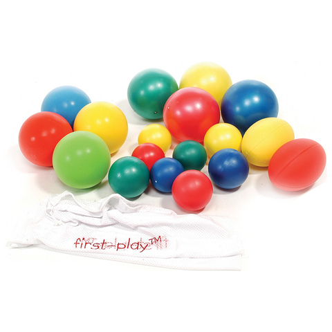 First-Play Large Ball Pack | (18 Ball Pack) Image McSport Ireland