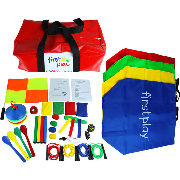 First-Play Sports Day Pack Image McSport Ireland