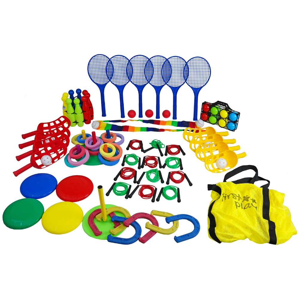 First-Play Playtime Games Kit Image McSport Ireland
