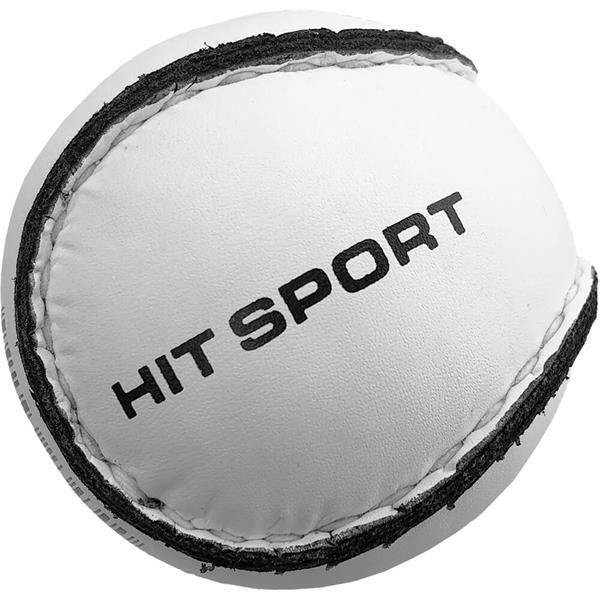 Hit Sport Training Sliotar (12 Pack) and Bag | Size 4