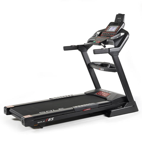 Sole F65 Treadmill Bluetooth Image McSport Ireland