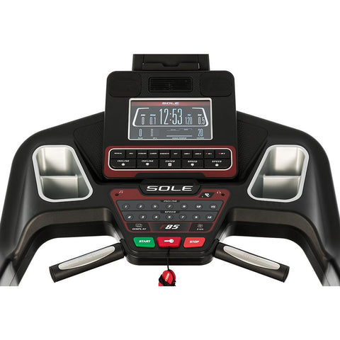 Sole F85 Treadmill Bluetooth Image McSport Ireland