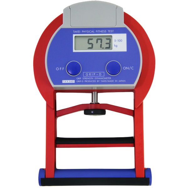 Takei 5401 Hand Grip Dynamometer (Digital) Image McSport Ireland