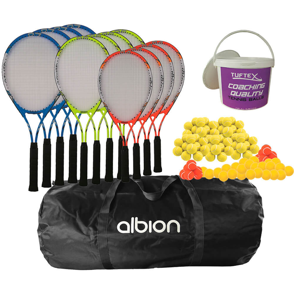 Albion Tennis Coaching Senior Pack