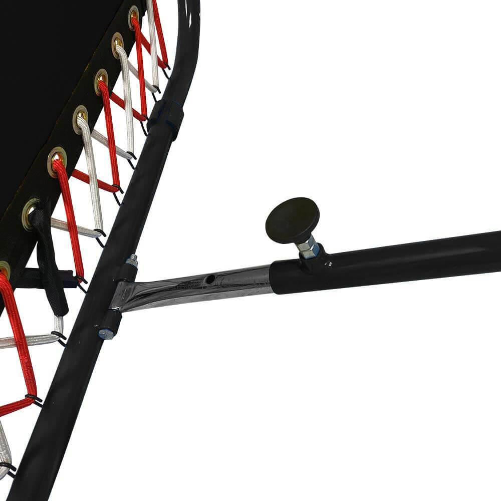 Hit Sport Football Rebounder | Double Sided Image McSport Ireland