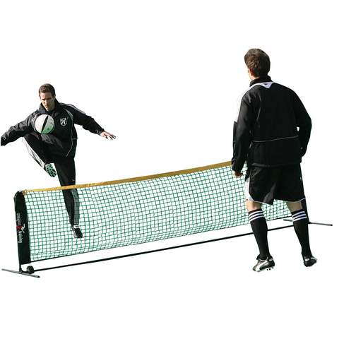 Precision Training Soccer Skills Net | 8ft x 11ft | White Image McSport Ireland