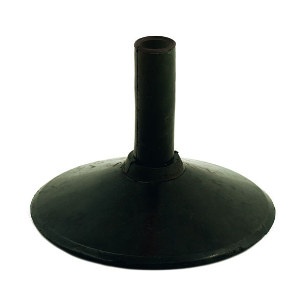 Precision Training Heavy Duty Rubber Corner Pole Base Image McSport Ireland
