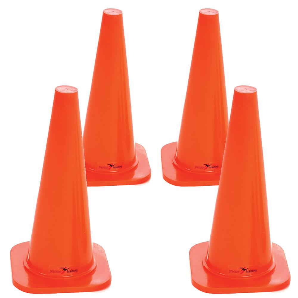 Precision Training Traffic Cones | 18