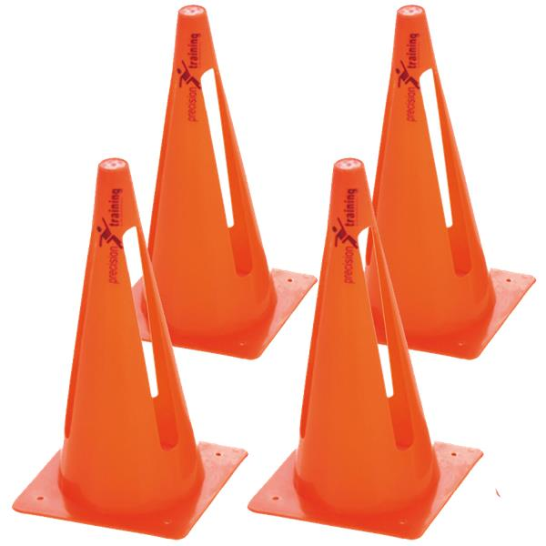Precision Training Collapsible Cones | 15 Inch | (Set of 4) Image McSport Ireland