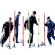 Precision Training Telescopic Boundary Poles Image McSport Ireland