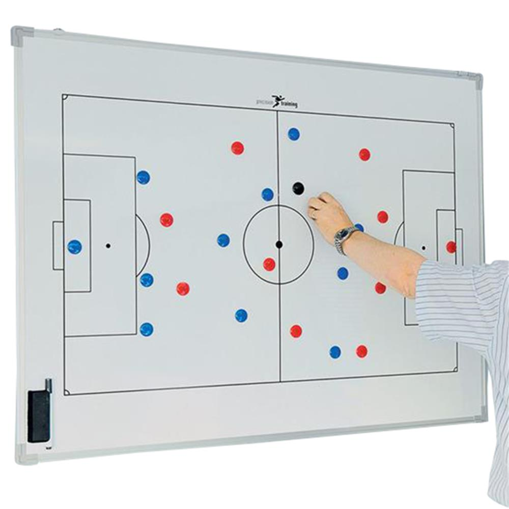 Precision Training Double-Sided Soccer Tactics Board (60 x 90cm) Image McSport Ireland