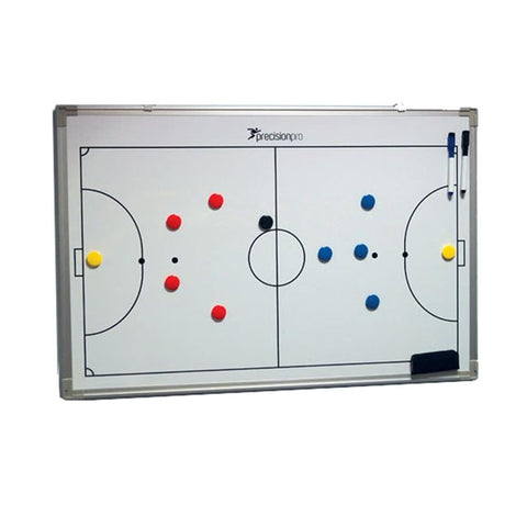 Precision Training Futsal Tactic Board (Magnetic) 30 x 45cm Image McSport Ireland