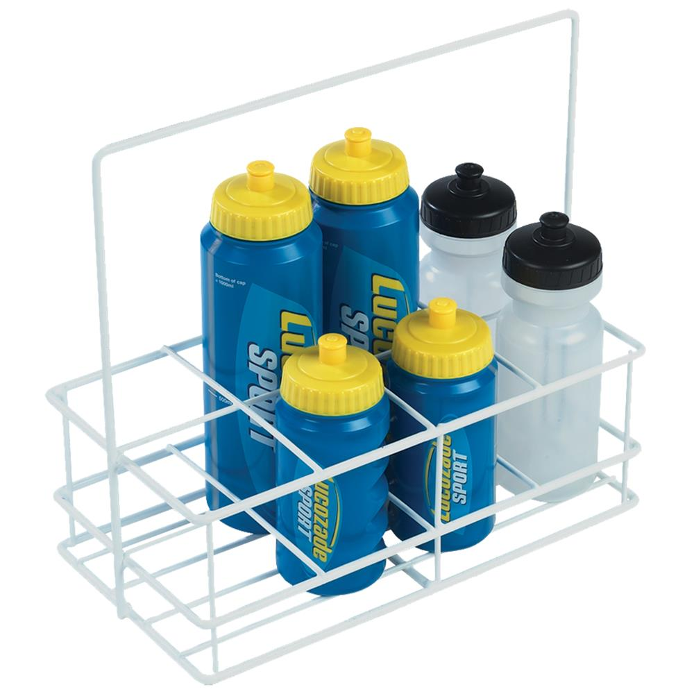 Precision Training 8 Bottle Carrier (Bottles Not Included) Image McSport Ireland